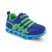 Детская ортопедическая обувь Orthoboom 35057-01 (ультрасиний с зеленым)