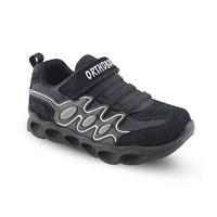 Детская ортопедическая обувь Orthoboom 35057-01 (черный с серым)