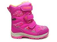 Детская ортопедическая обувь Orthoboom 67054-01 (фуксия)