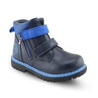 Детская ортопедическая обувь Orthoboom 83054-03 (темно-синий с лазурным) размер 26-30