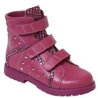 Детская ортопедическая обувь Orthoboom 91594-40 (брусничный)