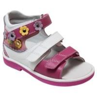 Orthoboom 43397-4 (бело-розовый) - детская ортопедическая профилактическая обувь
