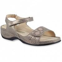 Ортопедическая обувь Berkemann (Германия, Ручная работа) модель Charlotte (бронза/блестки)
