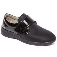 Комфортная обувь с эластичной носовой частью Ricoss 84-59и-22-413/30 (черный)