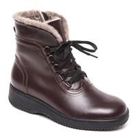 Ортопедическая обувь Ricoss 811504 (коричневый, зимняя модель)