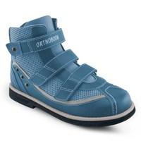Детская ортопедическая обувь Ортобум 81194-37 (джинс)
