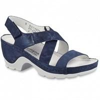 Ортопедическая обувь Berkemann Nara (синий металлик)