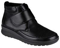 Ортопедическая обувь Berkemann Sandra (черный/мини точки)