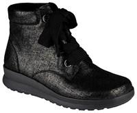 Ортопедическая обувь Berkemann Nita (черный/бронза/блестки)