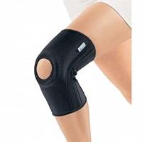 Бандаж Orlett RKN-103(M) на коленный сустав с фиксирующей подушкой и отверстием со спиральными ребрами жесткости