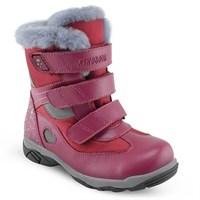 Детская зимняя ортопедическая обувь Orthoboom 63395-43 (малиновый)