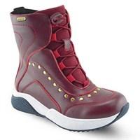 Детская ортопедическая обувь Orthoboom 81036-01 (бордовый)
