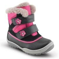 Детская ортопедическая обувь Orthoboom 63295-20 (черный с фуксией)