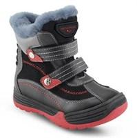 Детская ортопедическая обувь Orthoboom 63395-43 (черный с красным)