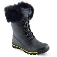 Детская ортопедическая обувь Orthoboom 57775-31 (черный с желтым)
