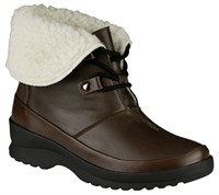 Зимняя ортопедическая обувь Berkemann Menja (шоколад)