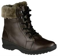 Зимняя ортопедическая обувь Berkemann Dounia (эспрессо)
