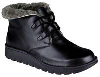 Ортопедическая обувь Berkemann Aleika (черный металл)
