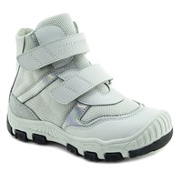Осенняя ортопедическая обувь для детей - Ортобум 83393-36 (ярко-белый)