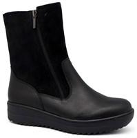 Зимняя ортопедическая обувь Ricoss 841001/59 (чёрные)
