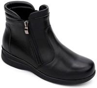 Зимняя ортопедическая обувь Doktor Spektor 7712-1 (чёрные)