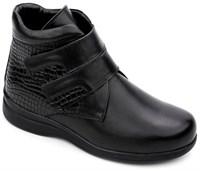 Зимняя ортопедическая обувь Doktor Spektor 785-1 (чёрные)