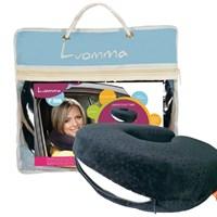 Luomma F508 - Ортопедическая подушка с эффектом памяти для путешествий