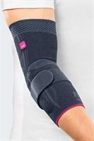 Бандаж Medi Epicomed на локтевой сустав компрессионный с силиконовыми вставками и стягивающим ремнем