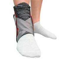 Ортез OttoBock Malleo Sprint 50S3 на голеностопный сустав  на шнуровке усиленный