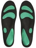 Orto Optimum Green - ортопедические стельки с ионами серебра, индивидуализируемые, с эффектом памяти