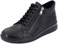 Ортопедическая обувь Berkemann (Германия, Ручная работа) модель Romi (матовый черный)