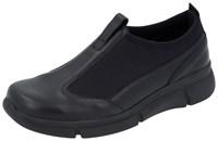 Ортопедическая обувь Berkemann (Германия, Ручная работа) модель Simea (стальной черный)
