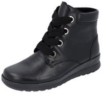 Ортопедическая обувь Berkemann (Германия, Ручная работа) модель Nita (глубокий черный)