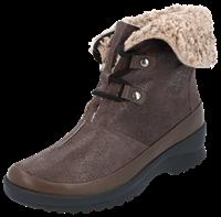 Зимняя ортопедическая обувь Berkemann Menja (коричневый/беж)