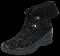Зимняя ортопедическая обувь Berkemann Menja (черный/черный)