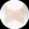 Бандаж грыжевой ORTO БГ102 (детский) - фото 5857